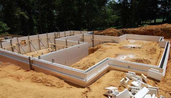 Foundation walls piers course page 115 internachi for Icf basement cost