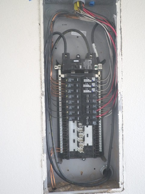 25 standards every inspector should know course page for 150 amp service entrance cable