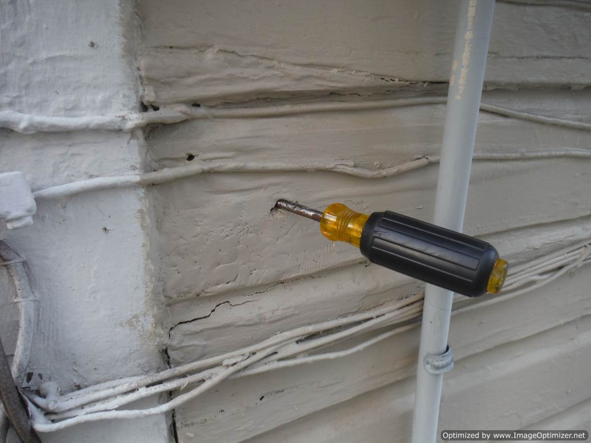 How To Inspect For Moisture Intrusion Course Page 743 Internachi Inspection Forum
