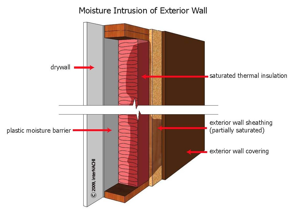 How To Inspect For Moisture Intrusion Course Page 436 Internachi Inspection Forum