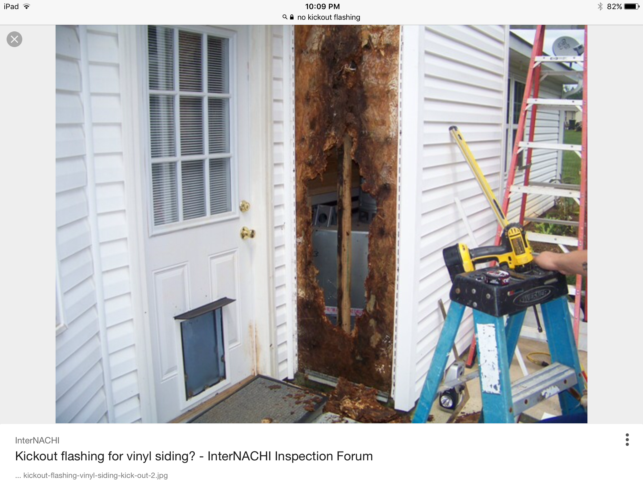How to inspect for moisture intrusion course page 466 internachi how to inspect for moisture intrusion course sciox Image collections