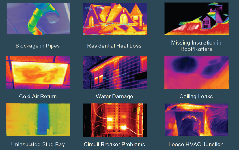Building Science Amp Infrared Thermal Imaging For Inspectors