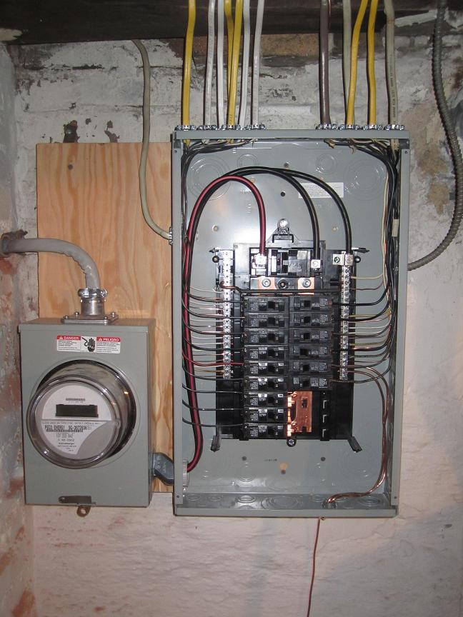 Residential Electrical Panel Wiring Ocd Electrical Panel