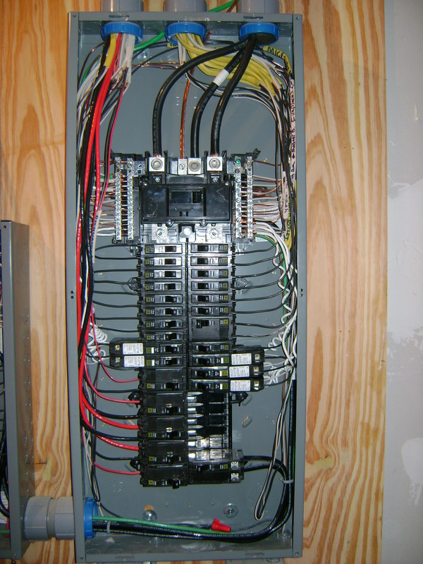 Electrical Panel Inspection Training Video  course  Page 200  InterNACHI Inspection Forum
