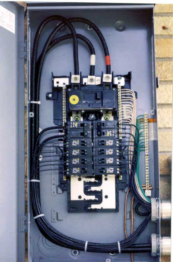 Panel Diagram Furthermore Wiring Sub Panel Neutral Ground Wiring