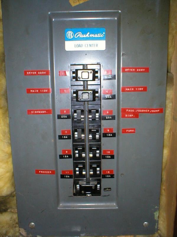 pushmatic breaker wiring diagram 4 pole dc circuit breaker wiring diagram