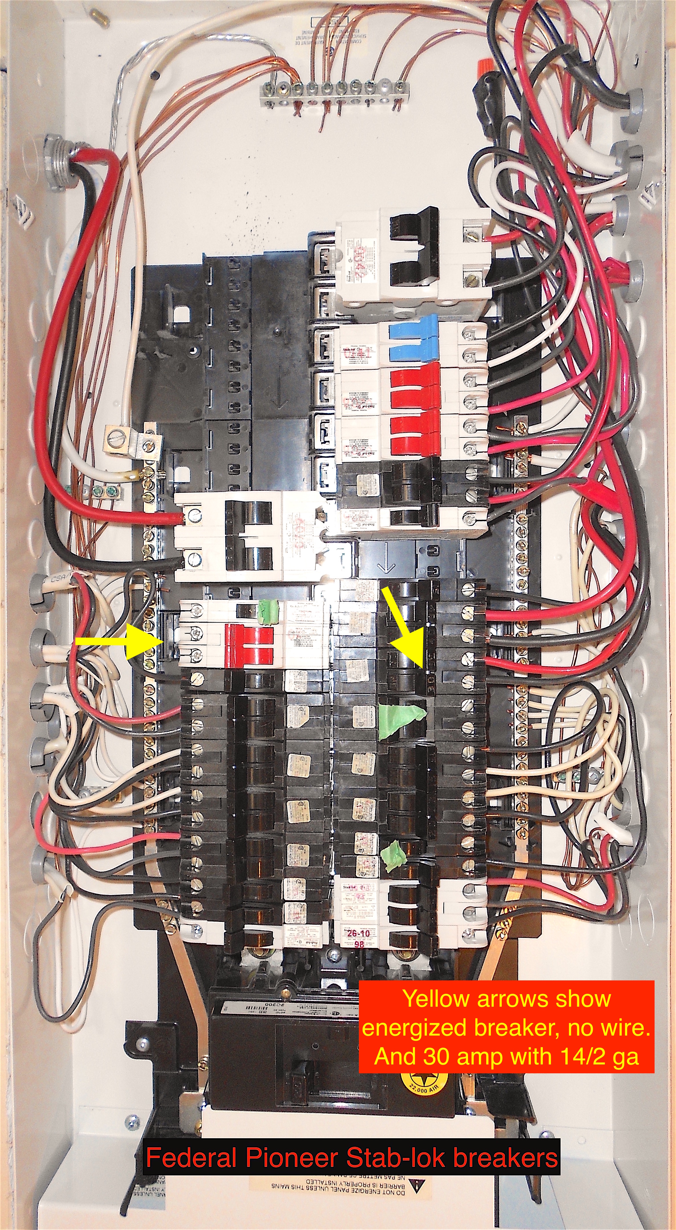 """Electrical Panel Inspection Training Video"" ..."