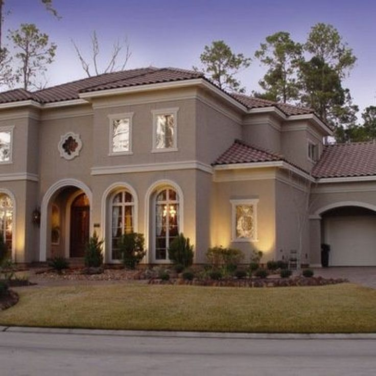 best 25 stucco homes ideas on pinterest white stucco house mediterranean cribs and mediterranean homes plans - Stucco Exterior Paint Color Schemes