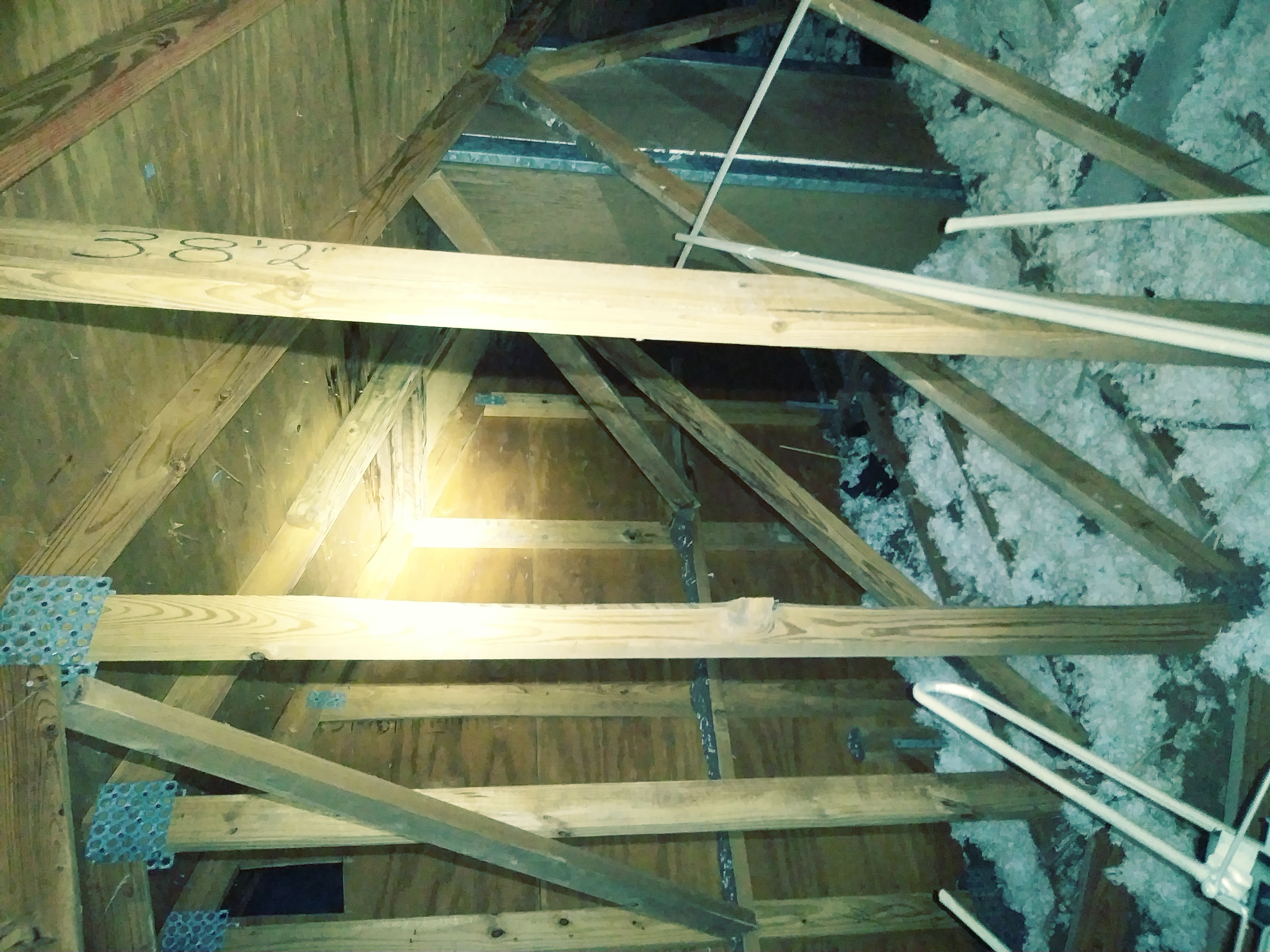 How to Inspect the Attic, Insulation, Ventilation and Interior Course