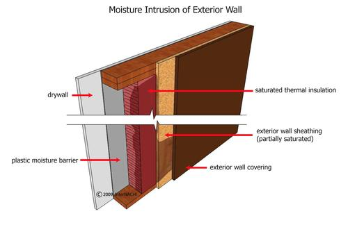 How To Inspect The Attic Insulation Ventilation And Interior Course Page 488 Internachi
