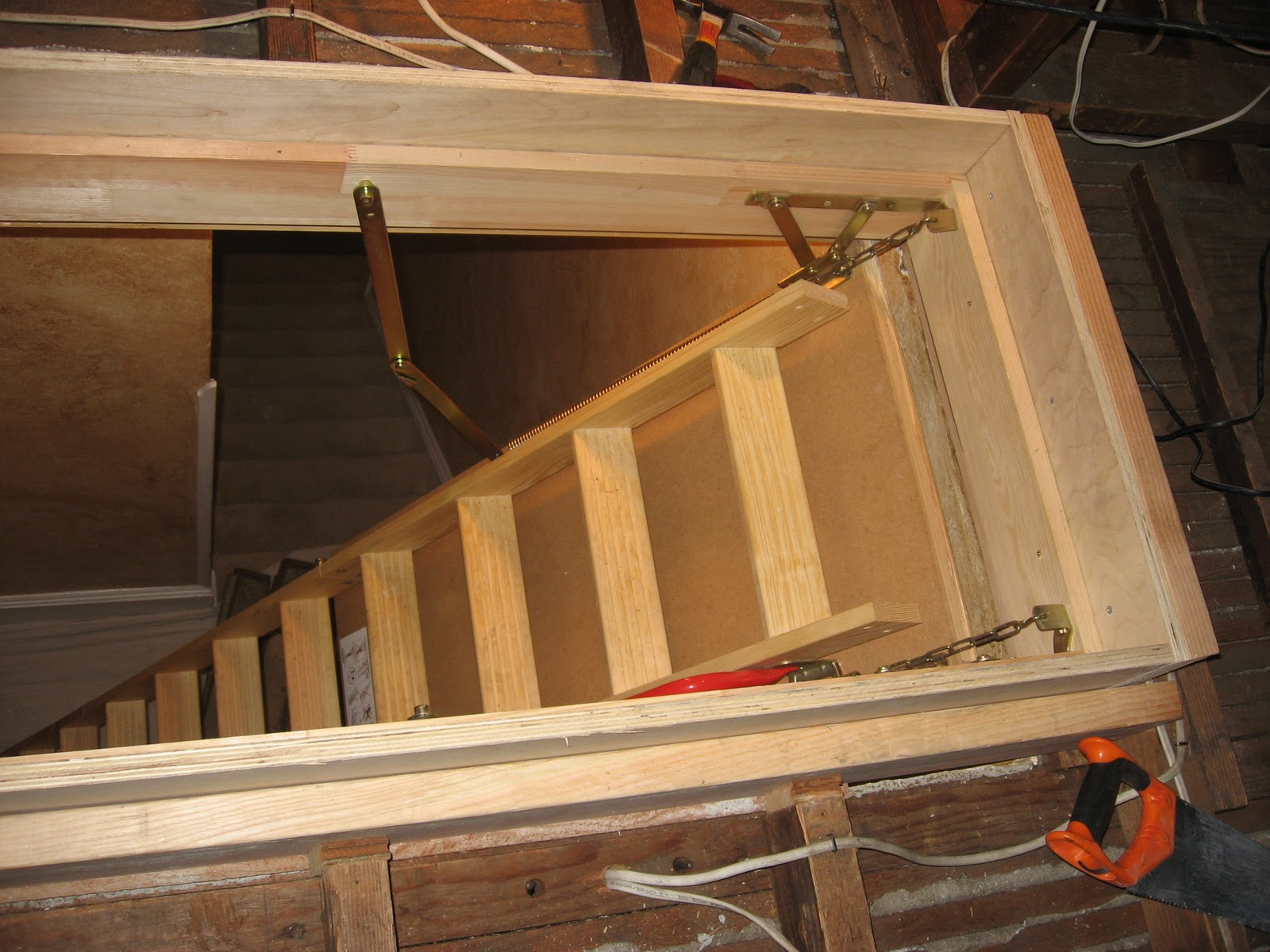 Garage Vent Into Attic : How to inspect the attic insulation ventilation and