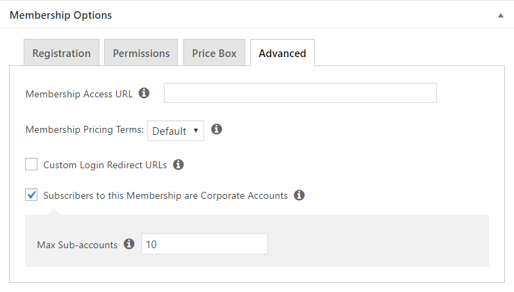 How to Create a Corporate Membership Account with MemberPress