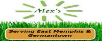 Website for Alex's Complete Lawn Maintenance