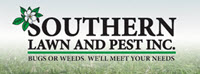 Website for Southern Lawn & Pest, Inc.
