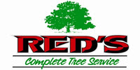 Website for Red's Tree Service