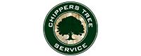 Website for Chipper's Tree Service, LLC.