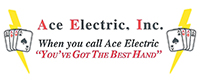 Website for Ace Electric