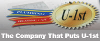 Website for U-1st Services, LLC