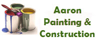 Website for Aaron Painting & Construction