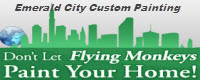 Website for Emerald City Custom Painting