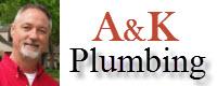 Website for A & K Plumbing