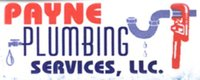 Website for Payne Services Plumbing, Heating & Air