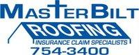 Website for Masterbilt Roofing