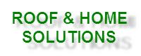 Website for Roof & Home Solutions
