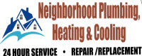 Website for Neighborhood Plumbing, Heating & Cooling