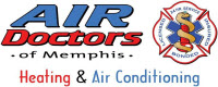 Website for Air Doctors of Memphis