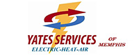 Website for Yates Services of Memphis