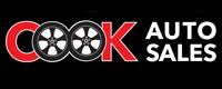 Website for Cook Auto Sales, LLC