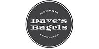 Website for Dave's Bagels, LLC