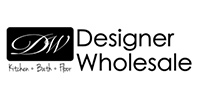 Website for Designer Wholesale Kitchen, Bath & Floor, LLC