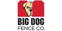 Website for Big Dog Fence Company