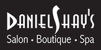 Website for Daniel Shay's Salon