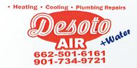 Website for Desoto Air Care