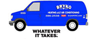 Website for BryKo Heating & A/C Company