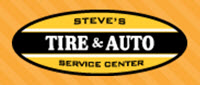 Website for Steve's Tire & Auto