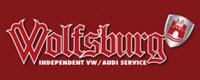 Website for Wolfsburg Independent VW/Audi Service