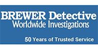 Website for Brewer Detective Worldwide Investigations