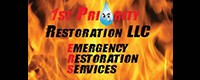 Website for 1st Priority Restoration, LLC