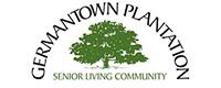 Website for Germantown Plantation Senior Living Community
