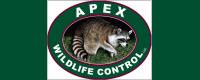 Website for Apex Wildlife Control, LLC