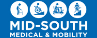 Website for Mid-South Medical & Mobility