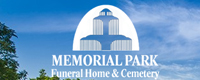 Website for Memorial Park Funeral Home & Cemetery