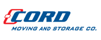 Website for Cord Moving & Storage Company