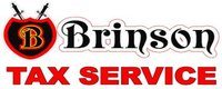 Website for Brinson Tax Service