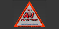Website for A-1 Fire Protection, LLC