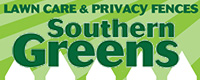 Website for Southern Greens Lawn Care & Privacy Fences